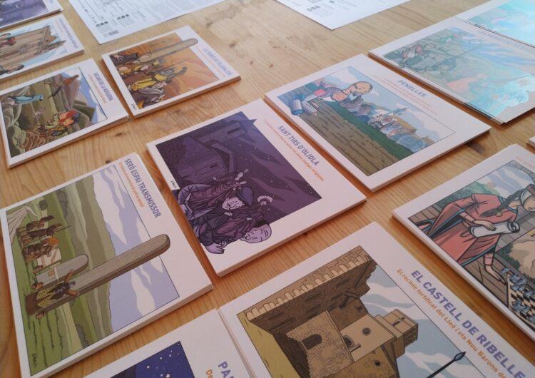 'Territori de valor', el projecte per posar en valor el patrimoni i els espais d'interés turístic de la Noguera
