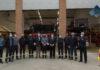 Inauguren la reforma de l'espai interior del Parc de Bombers de Balaguer