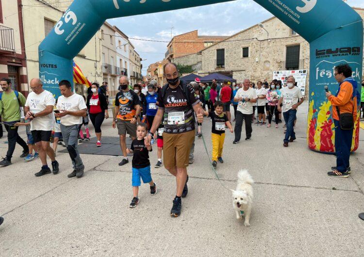 Finalitza amb èxit la 5ª edició de la cursa Dúgol D'Algerri